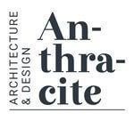 Logotype de l'agence Anthracite, Architecture et Design'