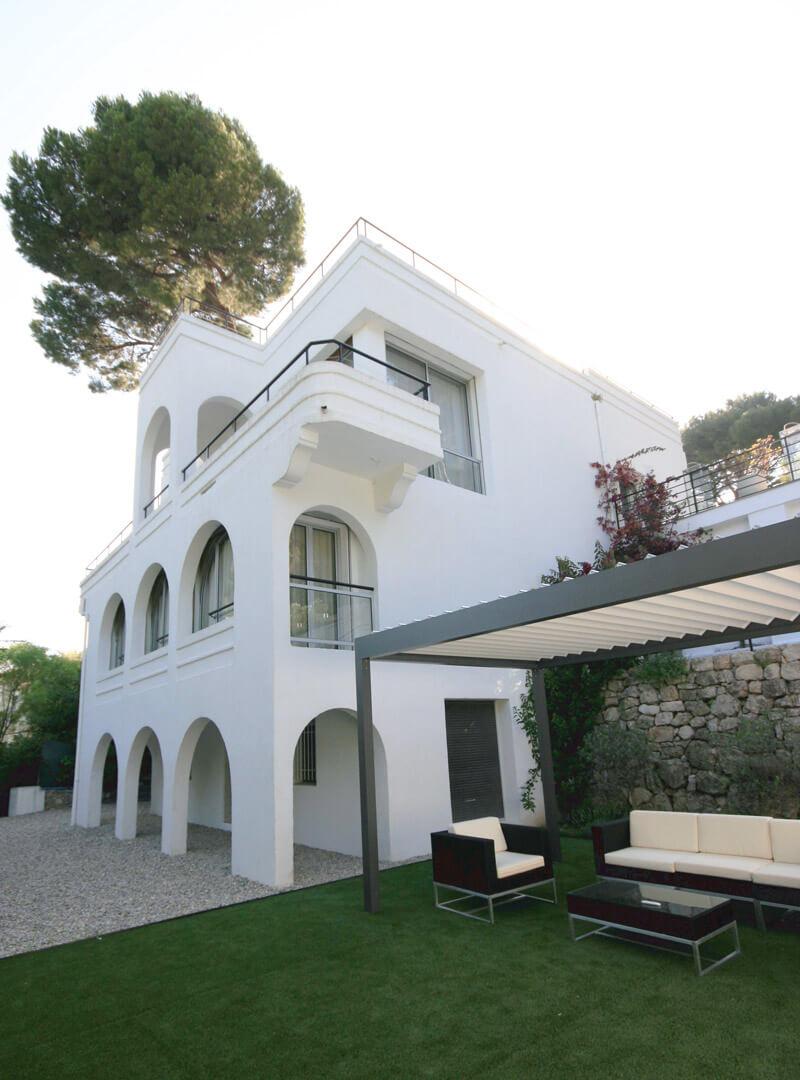 Villa Emilie, villa style art déco